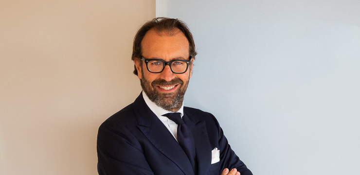 photo of Orrick partner Patrizio Messina