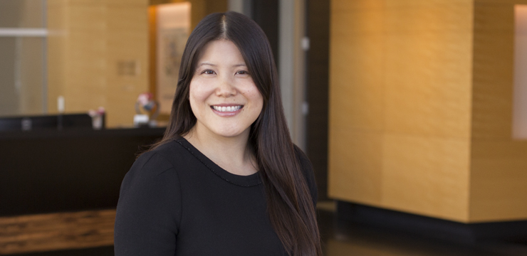 photo of Orrick partner Cathy Lui