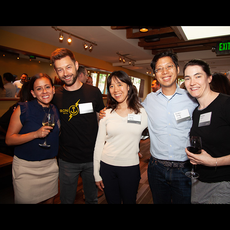 Orrick alumni reception June 2018