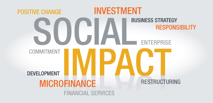 social impact Social impact capital invests in venture capital deals, from seed to late stage, that will deliver top decile returns and have a profound impact on the world's problems.