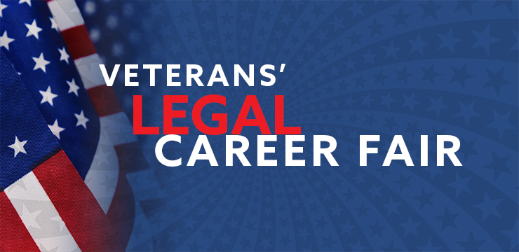 Veterans' Legal Career Fair