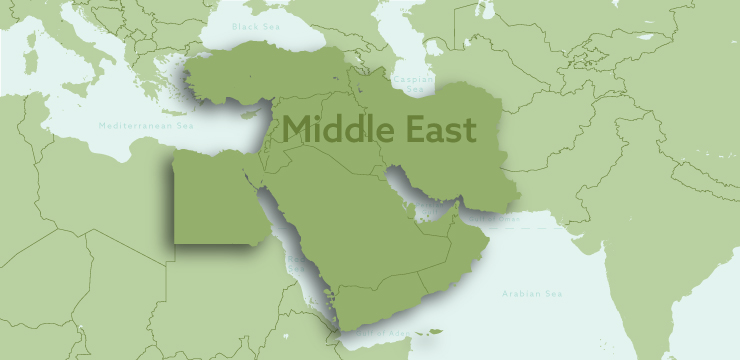 map_middle east