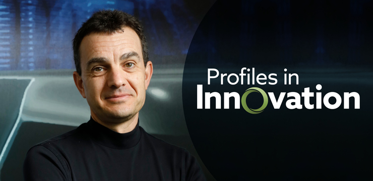 Profiles in Innovation - Dragos Maciuca