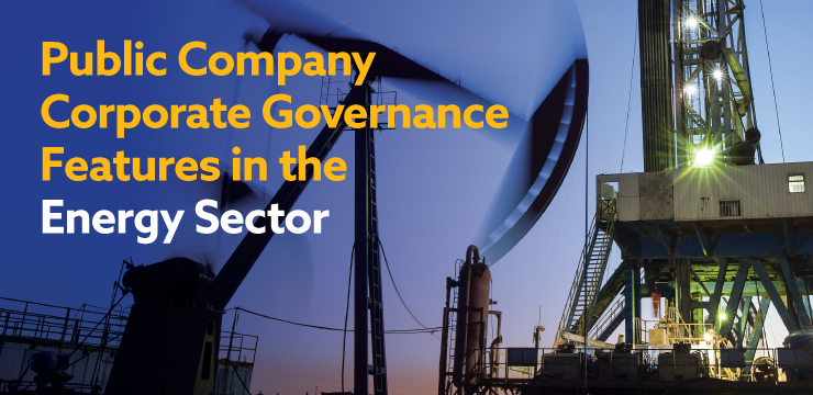 Corporate Governance | Energy Sector