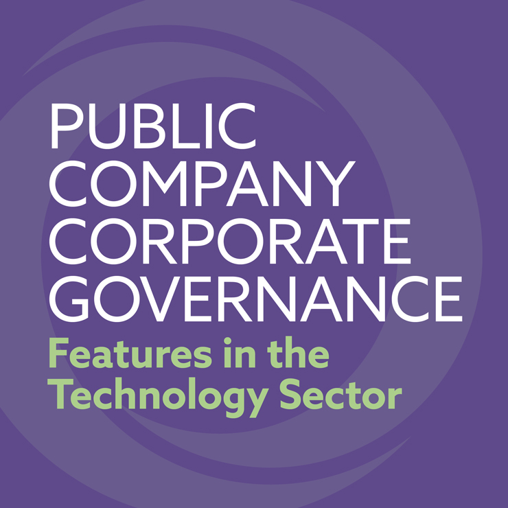 Public Company Corporate Governance