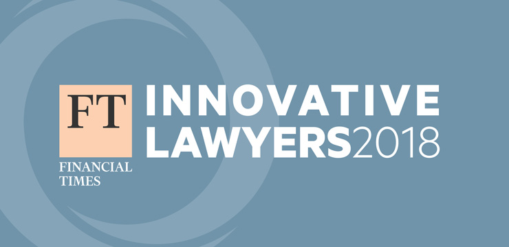 FT Europe Innovative Lawyers