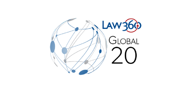 Law360 Global 20