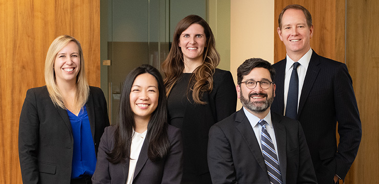 Orrick welcomes five new intellectual property litigation partners