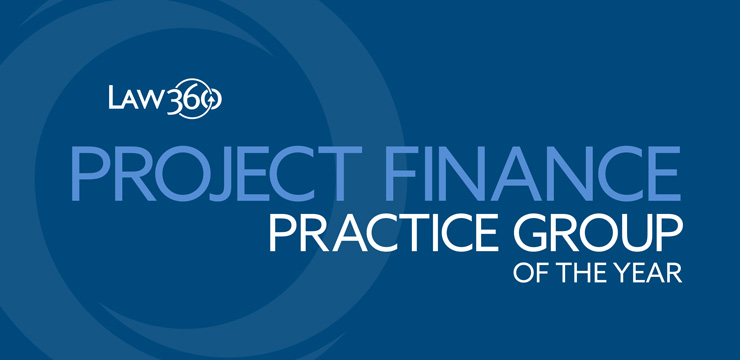 Project Finance Practice Group of the Year
