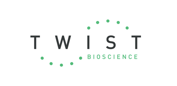 Twist Bioscience logo