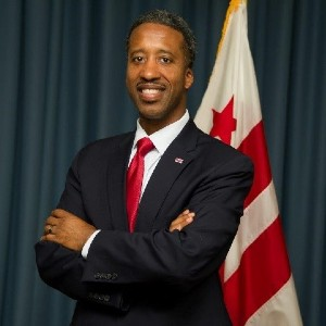 photo of District of Columbia Councilmember Kenyan McDuffie