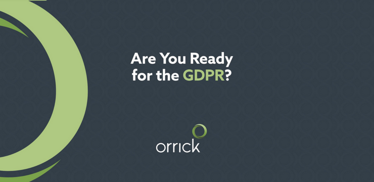 Are You Ready for the GDPR?