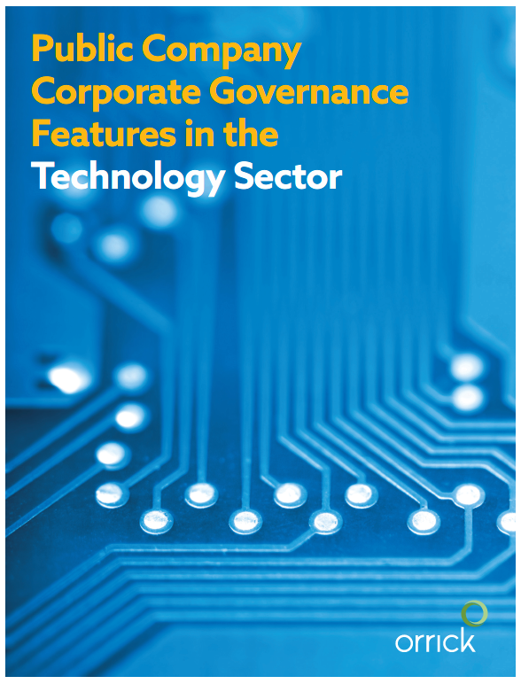 Corporate Governance | Technology Sector